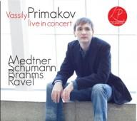Vassily Primakov Live in Concert