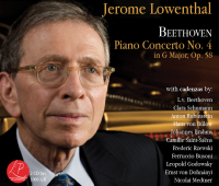 Jerry Lowenthal - Beethoven Cover