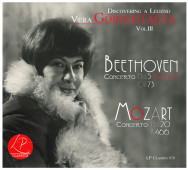 Vera Gornostaeva Vol III Cover