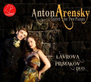 Arensky LP1001