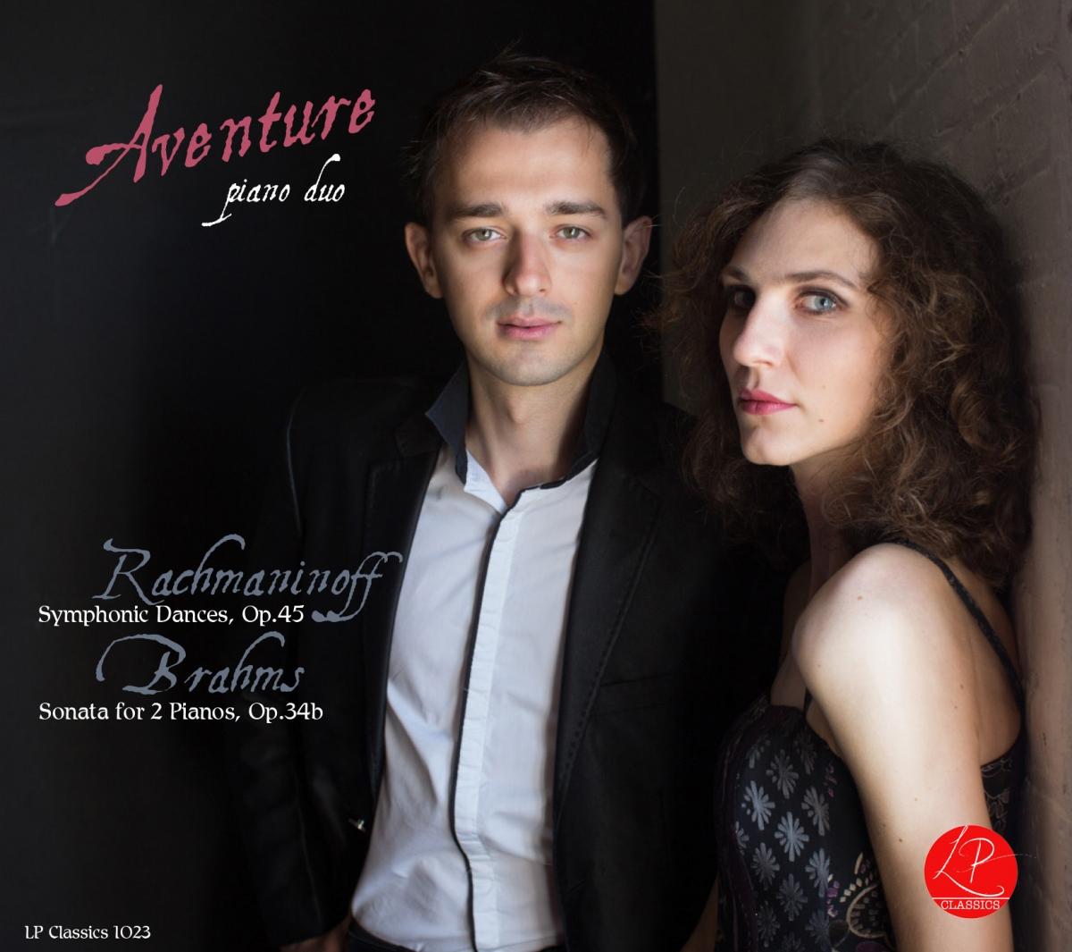 Naomi Sergei Duo 3: RACHMANINOFF/BRAHMS