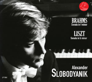 Alexander - Brahms/Liszt Sonatas - 4 Panel.indd